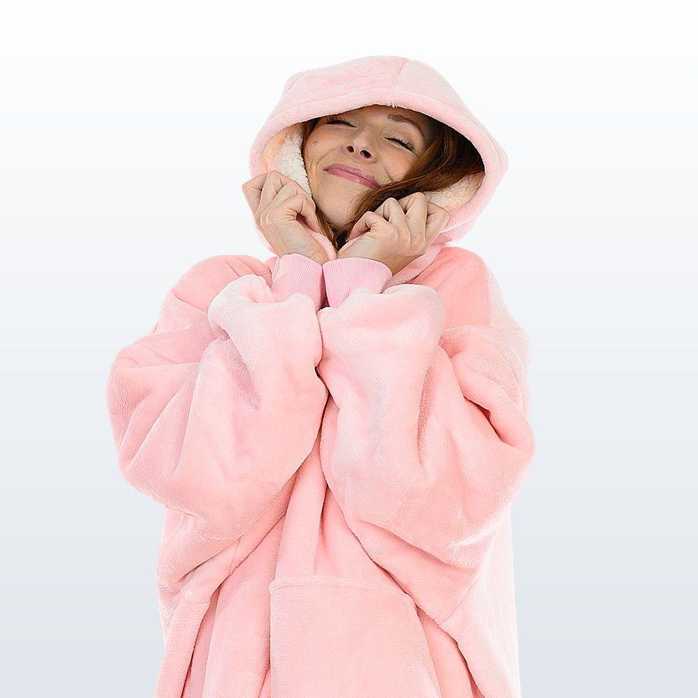 kudd.ly™ Hoodie Blanket