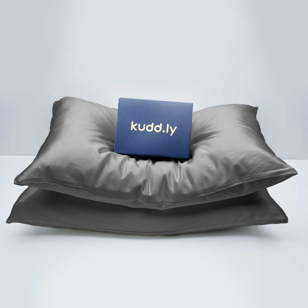 kudd.ly™ Silk Pillowcase